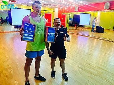 Онлайн соревнование «Планка» в «Фитнес-центре 100%»