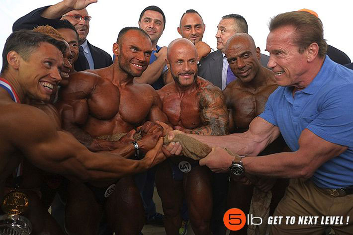 Arnold Classic Amateur Europe 2015