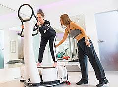 ������-����� ����� ��������� � ����� Ladies' Fitness