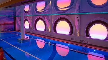 Морской бассейн «Кимберли Лэнд» открыт и работает в тестовом режиме