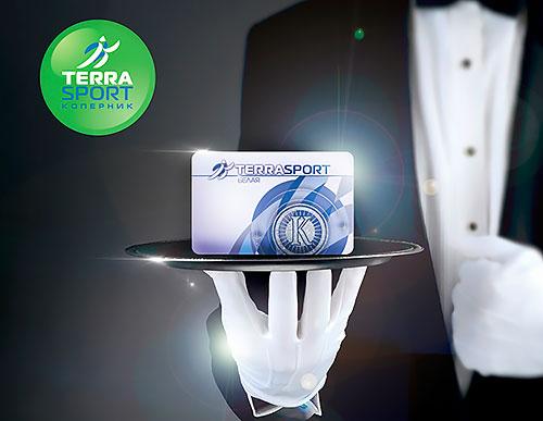 Уникальная «Бесконечная» карта в клубе «Terrasport Коперник»!