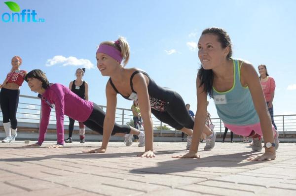 Всероссийские массовые соревнования «Оздоровительный спорт — в каждую семью!», посвященные Дню физкультурника