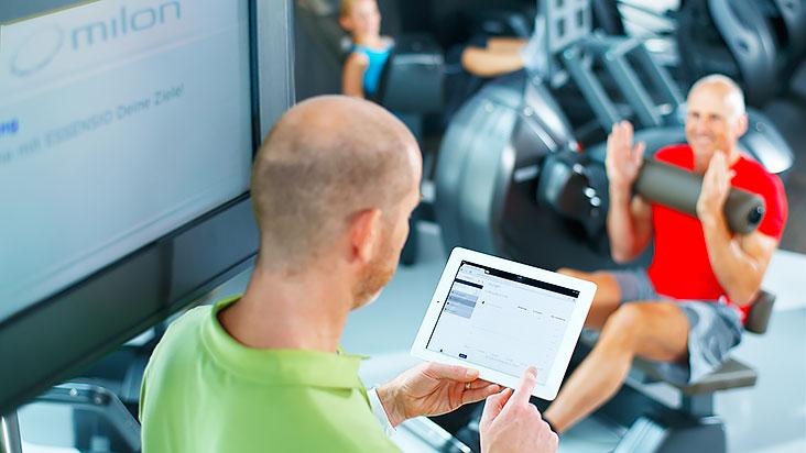 После получения всех данных и выявления индивидуальных особенностей, электронно были обнаружены проблемные зоны и четко поставлены цели предстоящих тренировок.