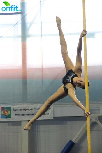 Всероссийский Фестиваль спорта на пилоне и воздушно-силовой атлетики в Пушкино