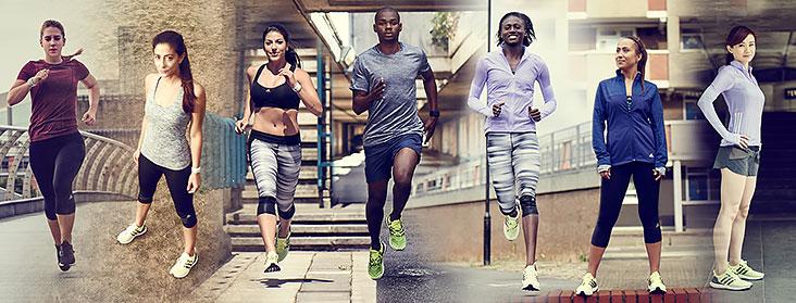 adidas и городские бегуны из разных стран покажут, что такое энергия бега