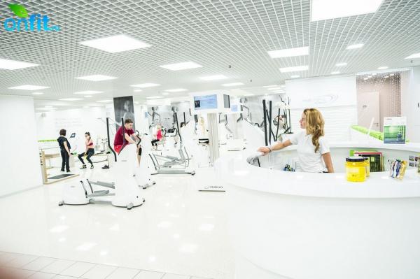 Onfit.ru побывал в гостях у клуба Miltronic Premium Легенда Цветного