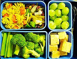 Еда в контейнерах – стильно и сбалансированно