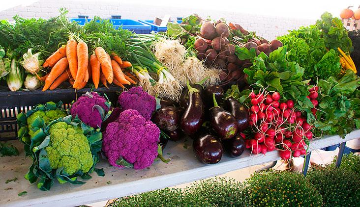 «Локаворство» – местные продукты по сезону