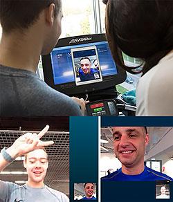 Виртуальный забег: технологии объединяют спортсменов по всему миру