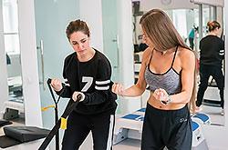 Безлимитный фитнес за 18 200 руб. в клубе Ladies Fitness!