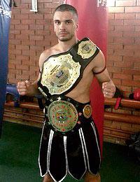 Чемпион Мира по тайскому боксу 2015г. Закопайло Андрей