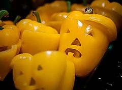 Сбалансированное меню для Хэллоуина