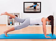 10 советов — как эффективно заниматься фитнесом в домашних условиях от Леонида Остапенко