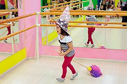 Детский праздник Хэллоуин в фитнес-клубе «ДОН-Спорт Атлант»