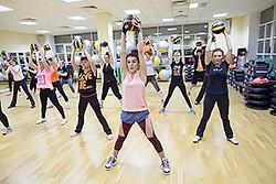 «Осенний марафон» в фитнес-клубе «ДОН-Спорт Атмосфера»