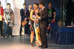 Елена Наточина из Pride Club Тимирязевская вновь победила на Кубке Москвы по фитбоксингу