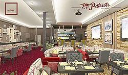 Открытие ресторана Patriots в Dr.Loder «Павелецкая»