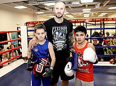 19 ноября в VITASPORT прошло открытие нового зала бокса!