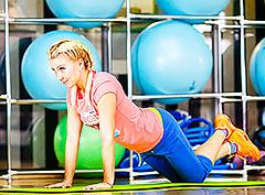 Комплекс упражнений для занятий дома или на отдыхе