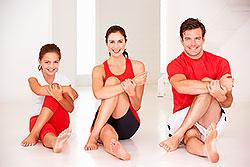 Скоро открытие — студия йоги в клубе «Атланта»!