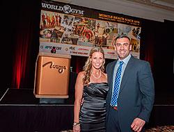 Как стать мировой звездой фитнеса с помощью селфи: проект World Gym Ambassadors