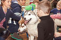 Детский день открытых дверей в клубе «Зебра Golden Wellness Новахово»