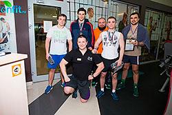 «Кроссфит 23 февраля» — соревнования для настоящих мужчин в фитнес-клубе Pride Clud Тимирязевская