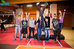 Pride Club Видное отметил 23 февраля соревнованиями по триатлону