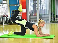 Комплекс домашних упражнений