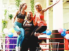 «А ну-ка девушки!» в фитнес-клубе Zarяdka!