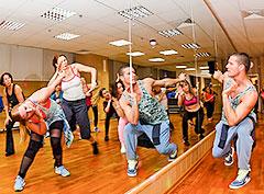 Групповой танцевальный марафон Spring Energy в «Марк Аврелий Измайлово»