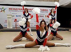 4-й Московский Международный фитнес-фестиваль FitExpo 2016