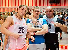 Фитнес-марафон в сети клубов «Зебра»