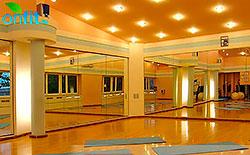 Сдается вечернее время в зале аэробики в фитнес-клубе «АВ-Флекс»