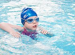 VIII ежегодный турнир по плаванию среди детей в фитнес-клубе Sportown