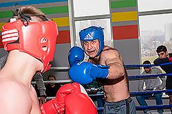 Открытое первенство по боксу в фитнес-клубе Life City Venecia