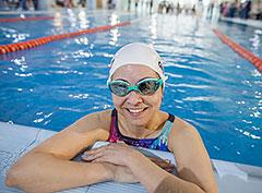 Чемпионат по плаванию между клубами «ДОН-Спорт Атлант» и «ДОН-Спорт Атмосфера»
