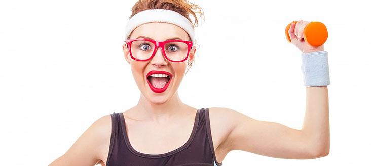 Студенческие и семейные скидки до 30% в фитнес-клубе «АВ-Флекс»!