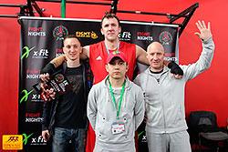 Победа в Турнире по спортивным единоборствам участников от клуба «Геркулес»!