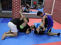 Открытый урок по Mixfight&Crossfit в фитнес-клубе «С.С.С.Р. Жулебино»