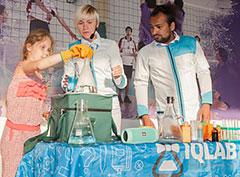 День защиты детей в фитнес-клубе «С.С.С.Р. Дзержинский»