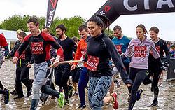 Команда фитнес-клуба «С.С.С.Р. Сокольники» приняла участие в проекте «Стань Человеком 5»