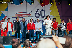 Москомспорт: День спорта в Лужниках посетило 194 тыс. человек