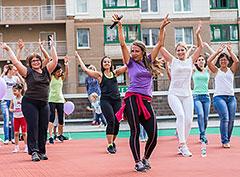 N-ERGO фитнес-день 21 августа!