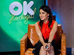 Тина Канделаки ответила на вопросы пользователей «Одноклассников» о работе команды «Матч ТВ»