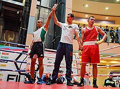 Любительский турнир по боксу открыл фитнес-марафон Filion Open Cup!