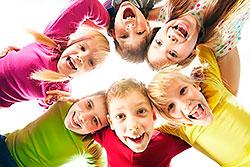 Идет набор на групповые занятия для детей от 3-х лет в фитнес-клубе «Атланта»
