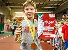 Спартакиада в сети фитнес-клубов «ДОН-Спорт»