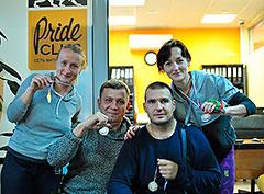 ������� �Pride Club ������ ������� ����� ������-�����