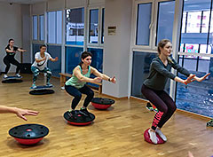 Relax Day: 5 бесплатных мастер-классов от команды фитнес-клуба «Pride Club Видное»
